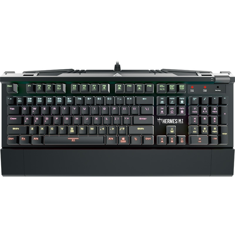 Tastatura Gaming Gamdias Hermes M2 Black