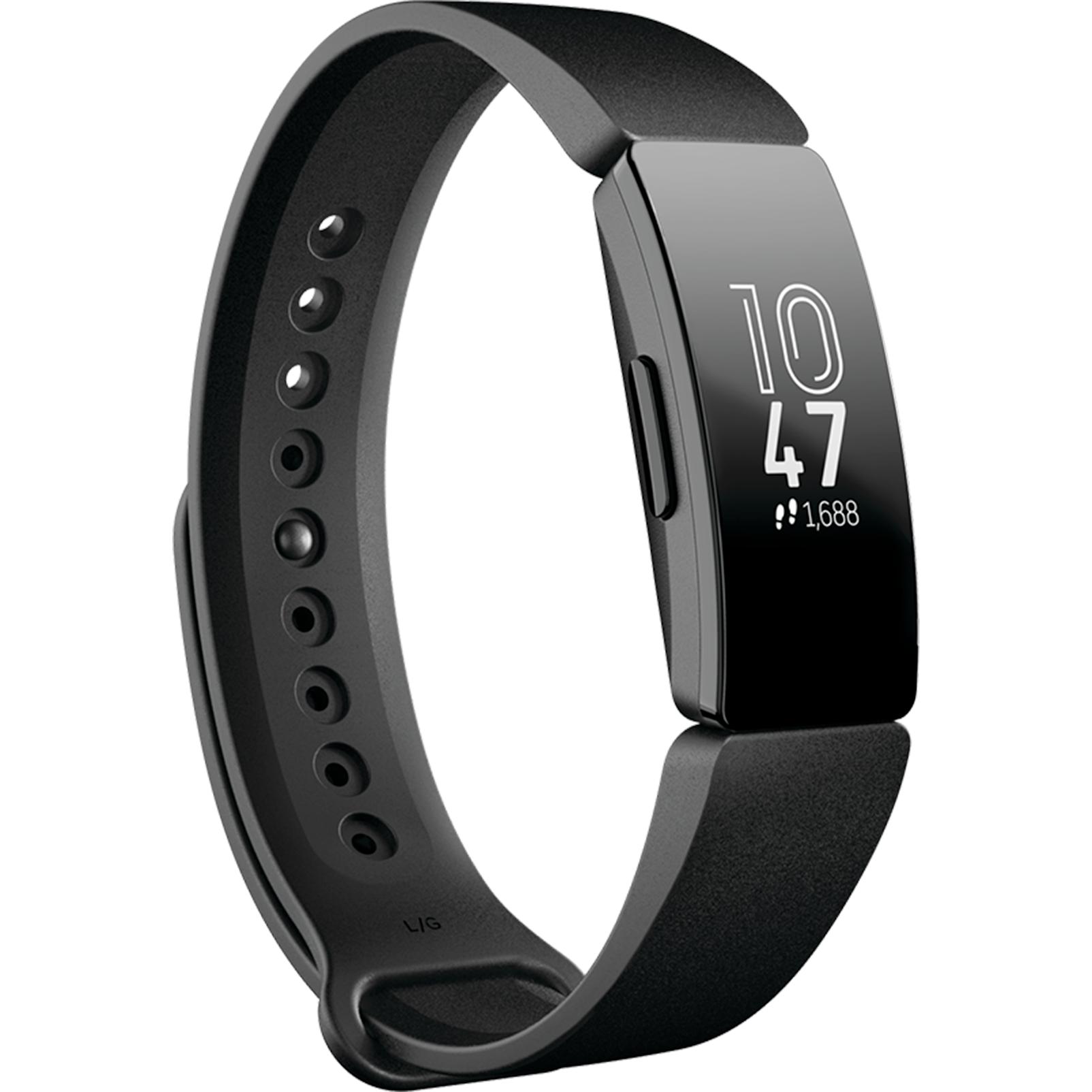 Bratara Fitness Fitbit Inspire Black