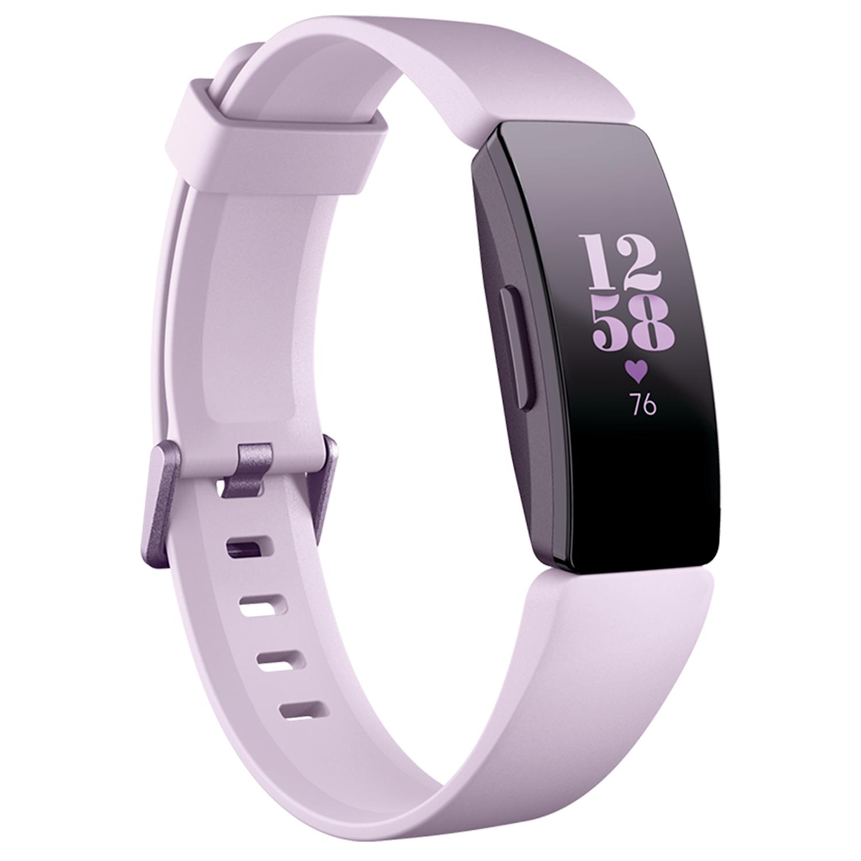 Bratara Fitness Fitbit Inspire HR Lilac