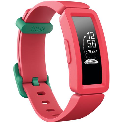 Bratara Fitness Fitbit Ace 2 Watermelon + Teal