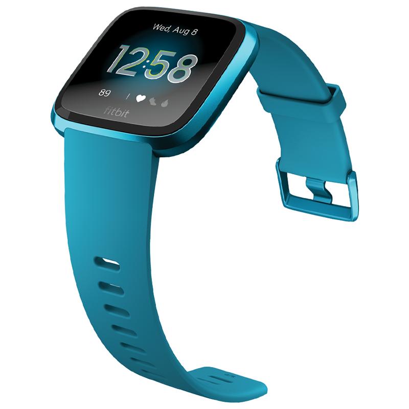 Smartwatch Fitbit Versa Lite - Marina Blue/Marina Blue Aluminum