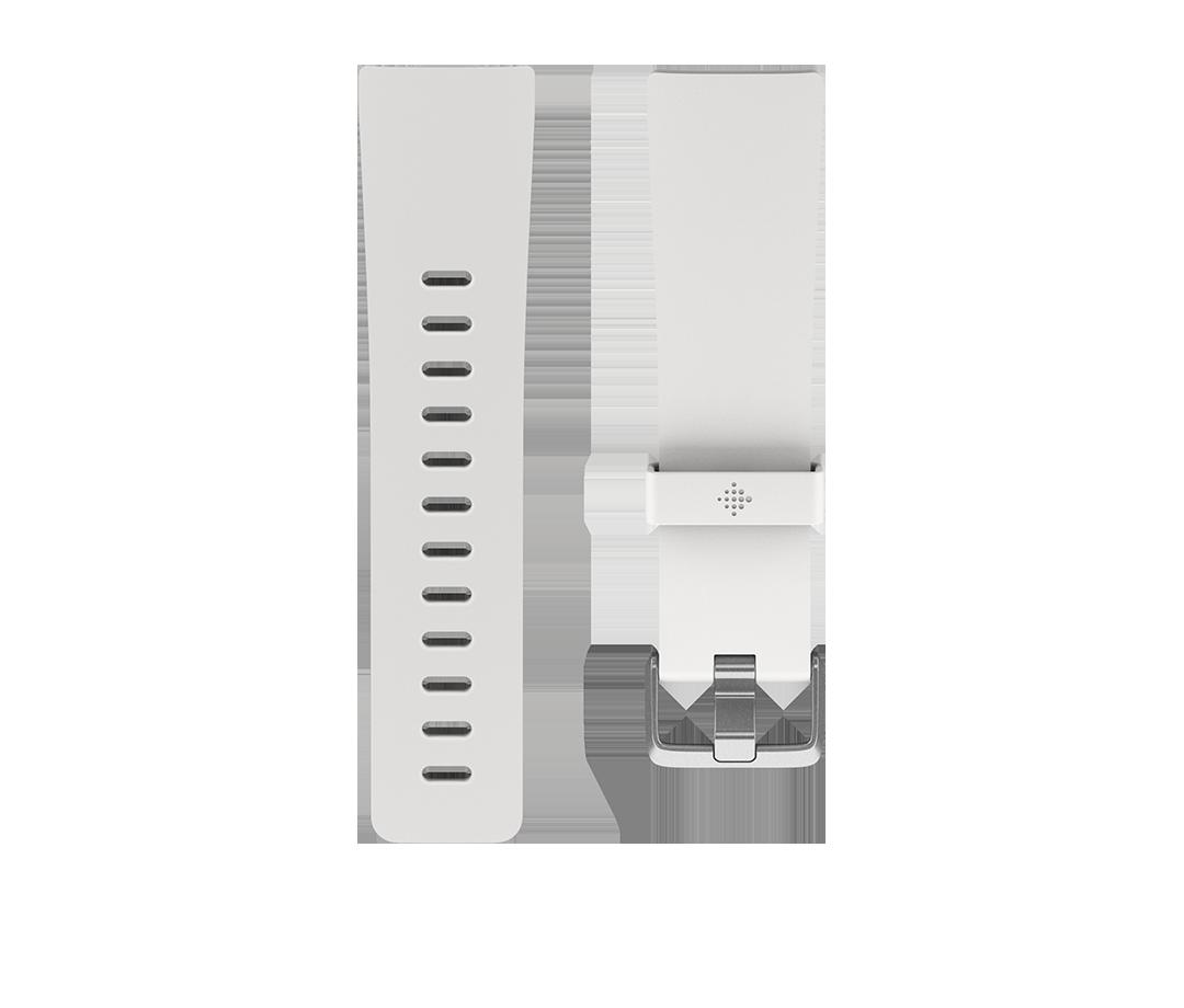 Curea Fitbit pentru Versa Classic Band Large White