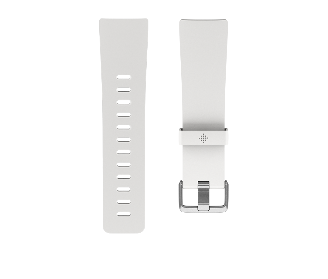 Curea Fitbit pentru Versa Classic Band Small White