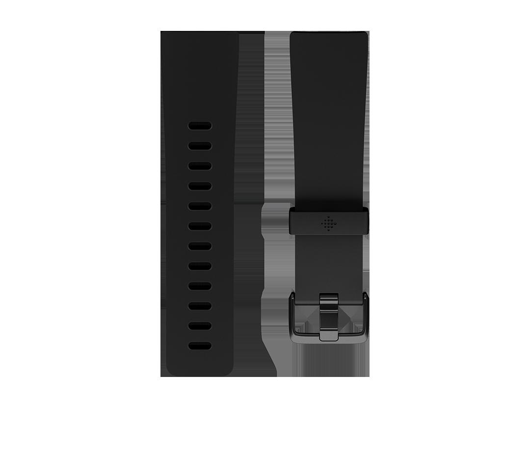 Curea Fitbit pentru Versa Classic Band Large Black