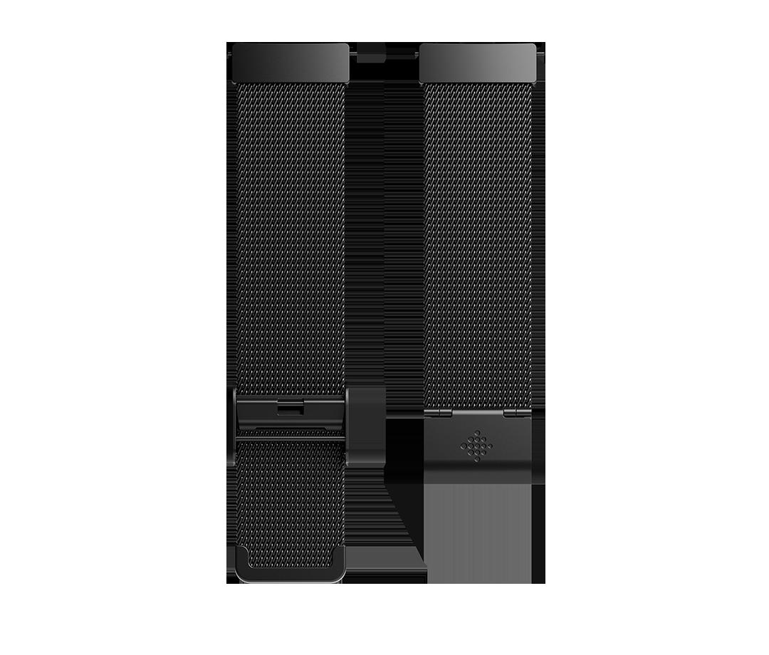 Curea Fitbit pentru Versa Metal Mesh Black Stainless Steel
