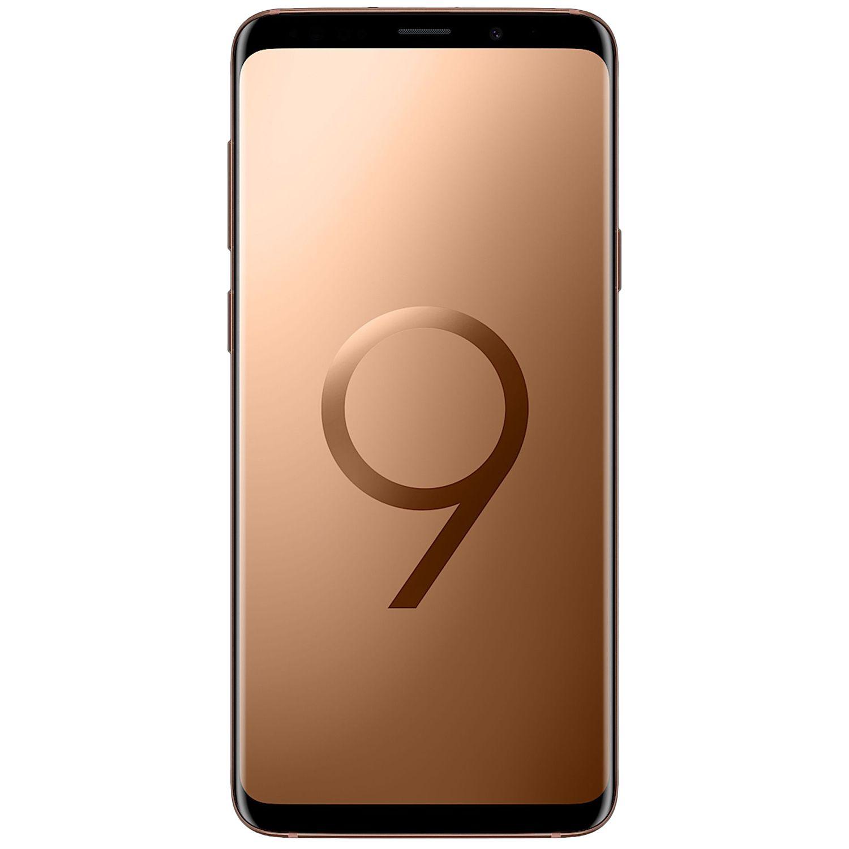 Telefon Mobil Samsung Galaxy S9 Plus G965F 64GB Flash 6GB RAM Single SIM 4G Sunrise Gold