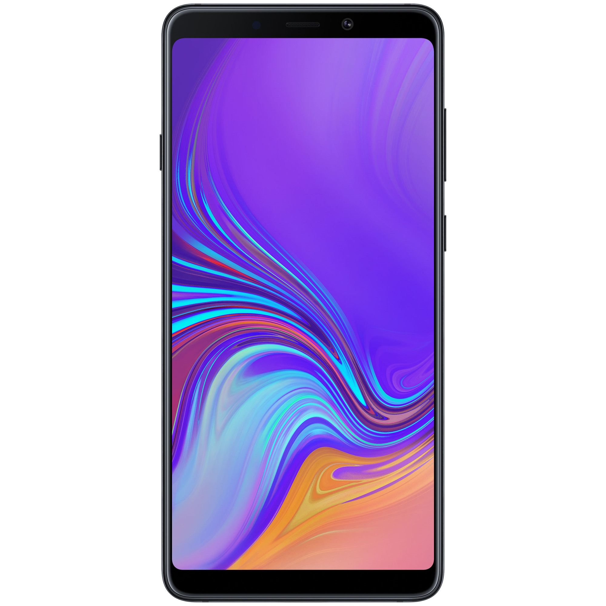 Telefon Mobil Samsung A920 Galaxy A9 (2018) 128GB Flash 6GB RAM Single SIM 4G Caviar Black