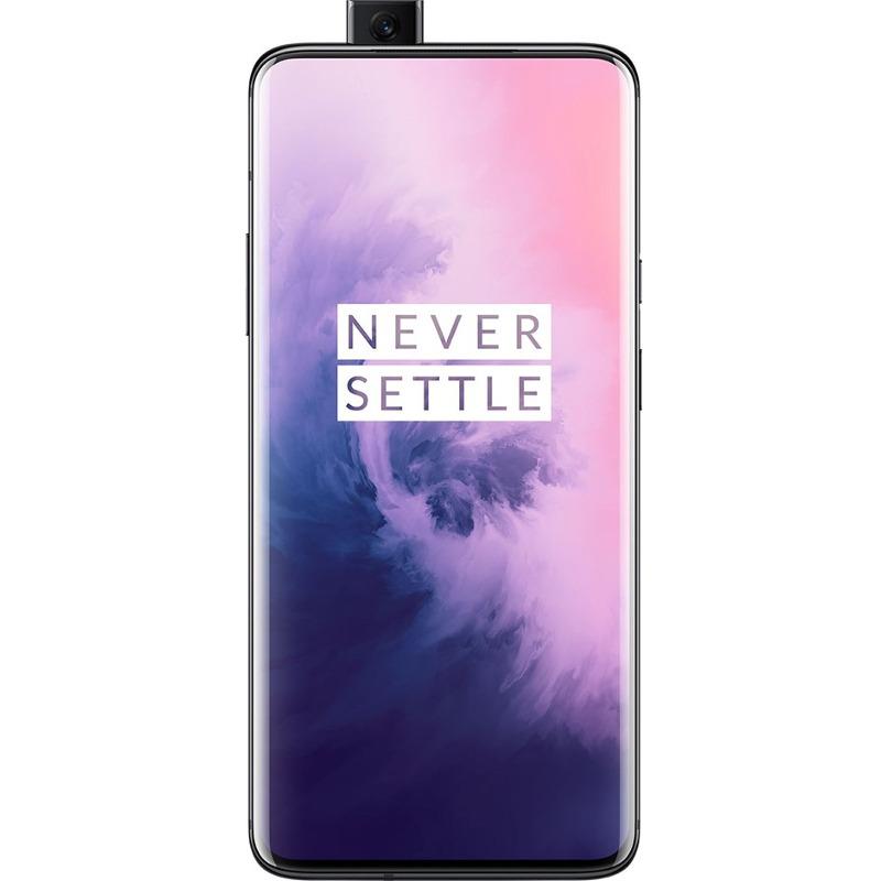 Telefon Mobil OnePlus 7 Pro 256GB Flash 8GB RAM Dual SIM 4G Mirror Grey