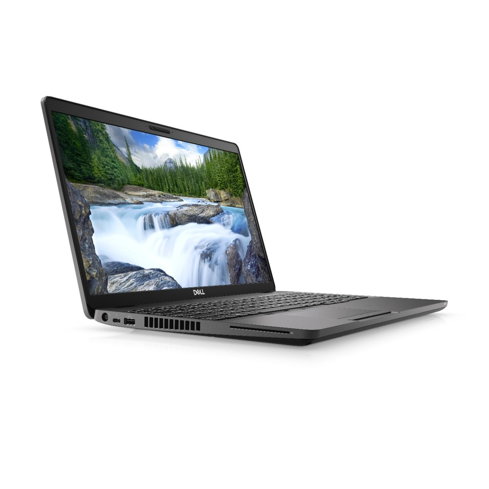 Notebook Dell Latitude 5500 15.6 Full HD Intel Core i7-8665U Radeon 540X RAM 16GB SSD 512GB Windows 10 Pro Negru