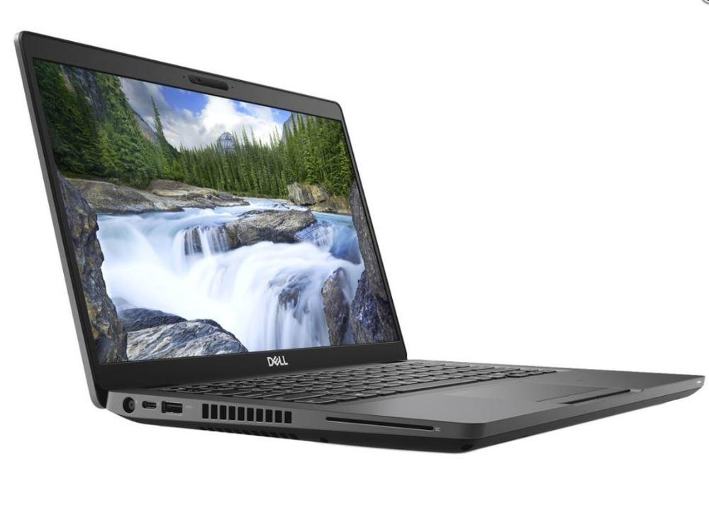 Notebook Dell Latitude 5400 14 Full HD Intel Core i5-8365U RAM 8GB SSD 256GB Windows 10 Pro Negru