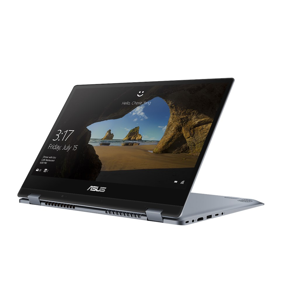 Ultrabook Asus VivoBook Flip TP412UA 14 Full HD Touch Intel Core i3-8130U RAM 4GB SSD 256GB Windows 10 Home