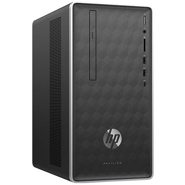 Sistem Brand HP Pavilion Intel Core i7-8700 GTX 1060-3GB RAM 8GB HDD 1TB FreeDOS Negru