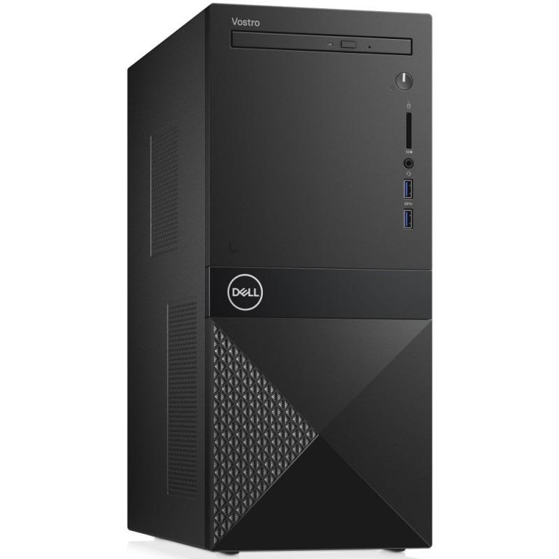 Sistem Brand Dell Vostro 3670 MT Intel Core i7-8700 GTX 1050 Ti-4GB RAM 8GB HDD 1TB + SSD 128GB Linux
