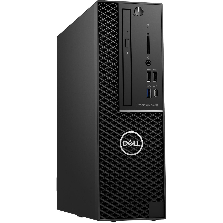 Sistem Brand Dell Precision 3430 SFF Intel Core i7-8700 RAM 16GB SSD 256GB Windows 10 Pro