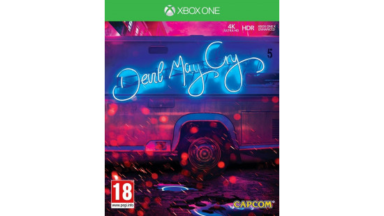 Devil May Cry 5 Deluxe Steelbook Edition - Xbox One