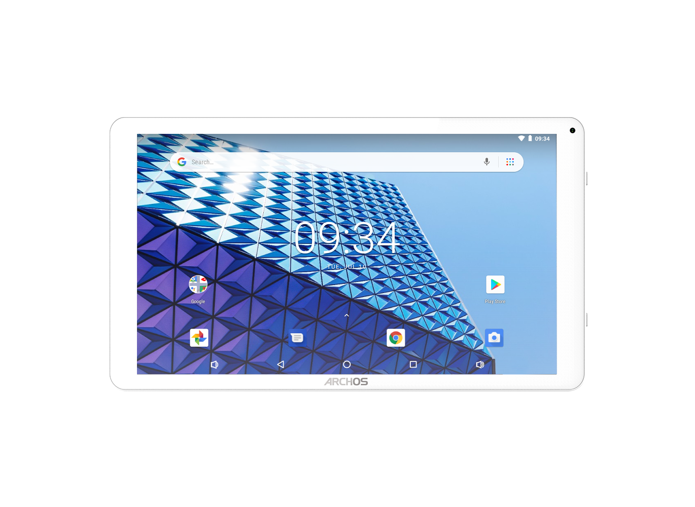Tableta Archos Access101 3G 10.1 32GB Flash 1GB RAM WiFi + 3G Silver