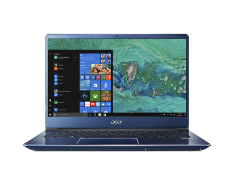 Ultrabook Acer Swift 3 SF314-56 14 Full HD Intel Core i5-8265U RAM 8GB SSD 256GB Linux Albastru