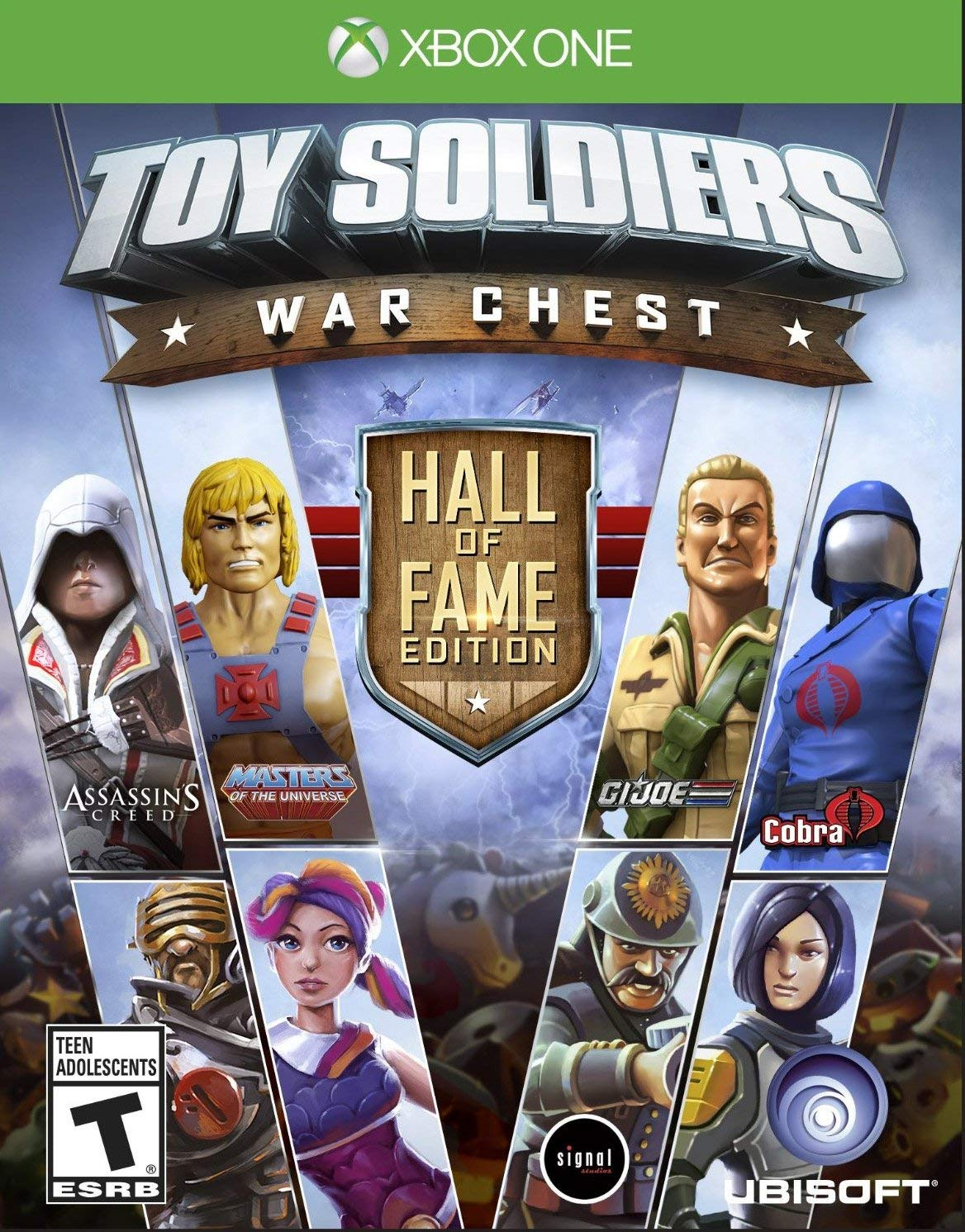Toy Soldiers War Chest Hall of Fame Edition - Xbox One