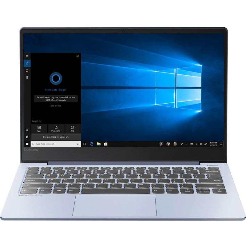 Ultrabook Lenovo IdeaPad S530 13.3 Full HD Intel Core i5-8265U RAM 8GB SSD 512GB FreeDOS Albastru