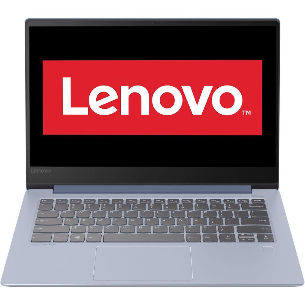 Ultrabook Lenovo IdeaPad 530S 15.6 Full HD Intel Core i7-8550U MX150-2GB RAM 16GB SSD 512GB FreeDOS Albastru
