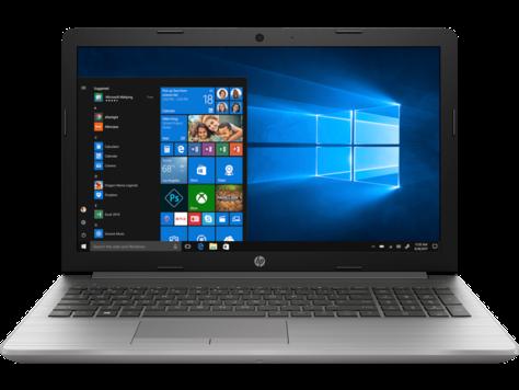 Notebook HP 250 G7 15.6 Full HD Intel Core i5-8265U RAM 8GB SSD 256GB Windows 10 Pro Argintiu