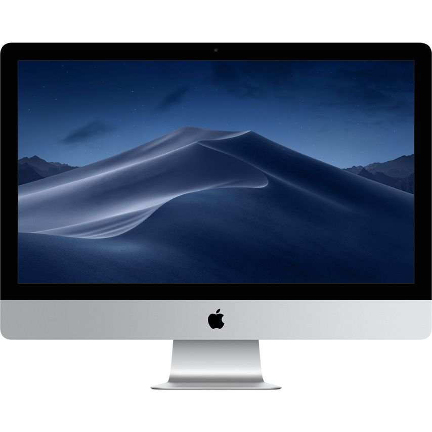 Sistem All-In-One Apple iMac 27 Retina 5K Intel Core i5 3.1 GHz Radeon Pro 575X-4GB 8GB RAM 1TB HDD Tastatura INT Mac OS