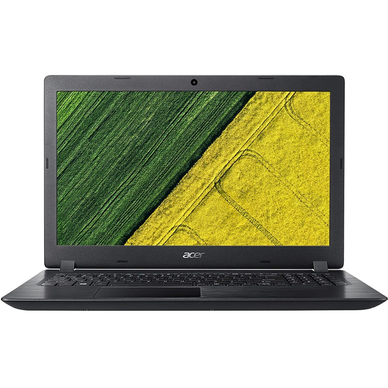 Notebook Acer Aspire A315 15.6 Full HD Intel Core i3-7020U MX130-2GB RAM 8GB SSD 256GB Linux Negru