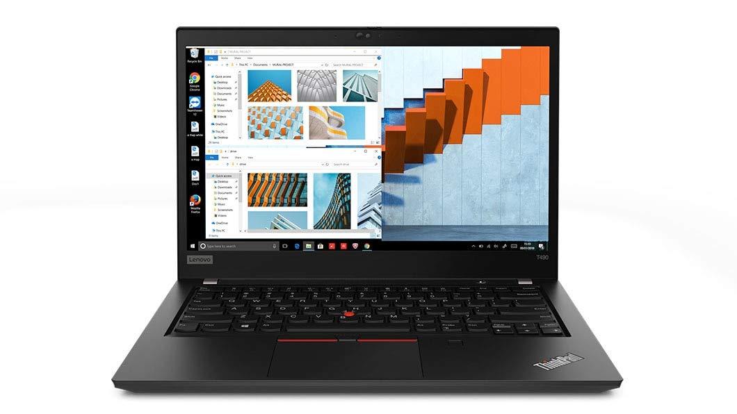 Notebook Lenovo ThinkPad T490 14 Full HD Intel Core i5-8265U RAM 8GB SSD 512GB Windows 10 Pro