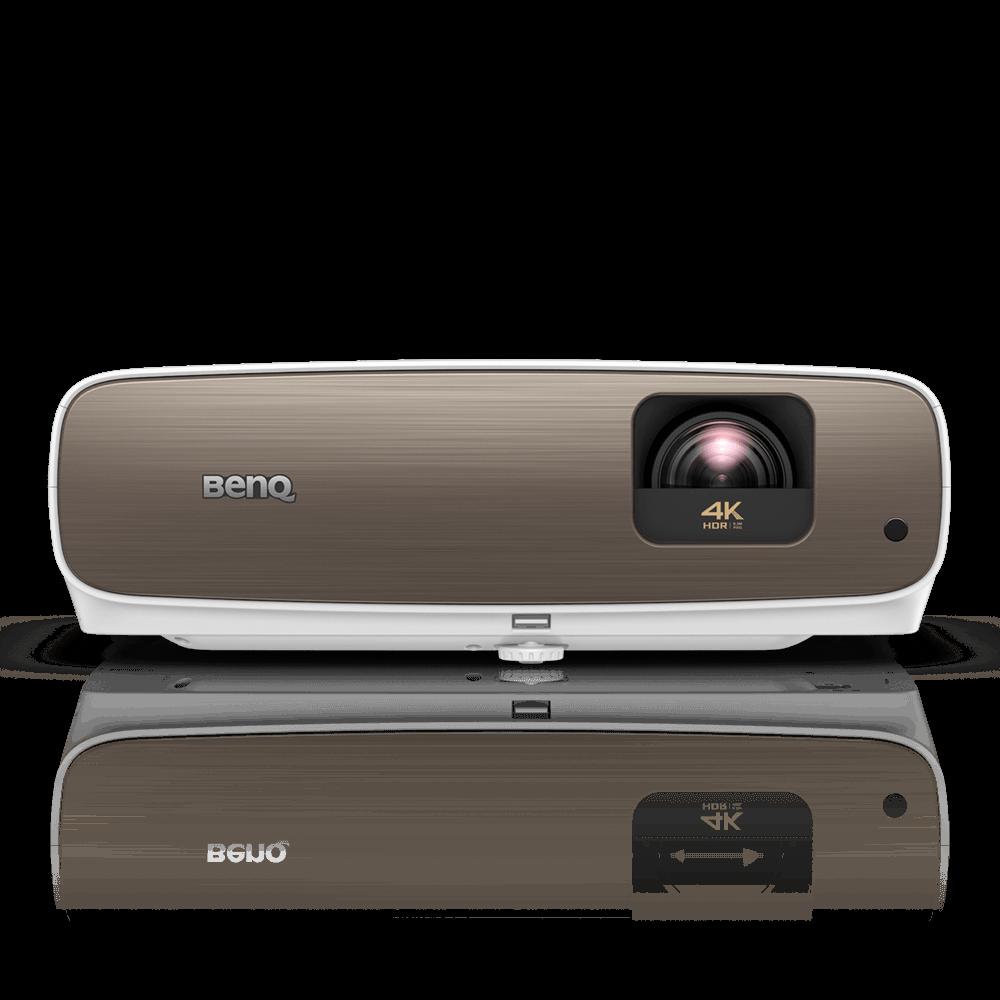 Videoproiector BenQ W2700 4K Alb