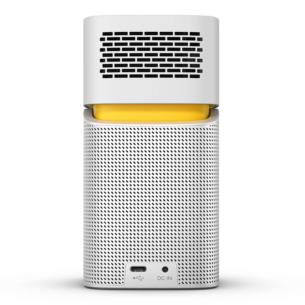 Videoproiector portabil BenQ GV1 FWVGA Argintiu