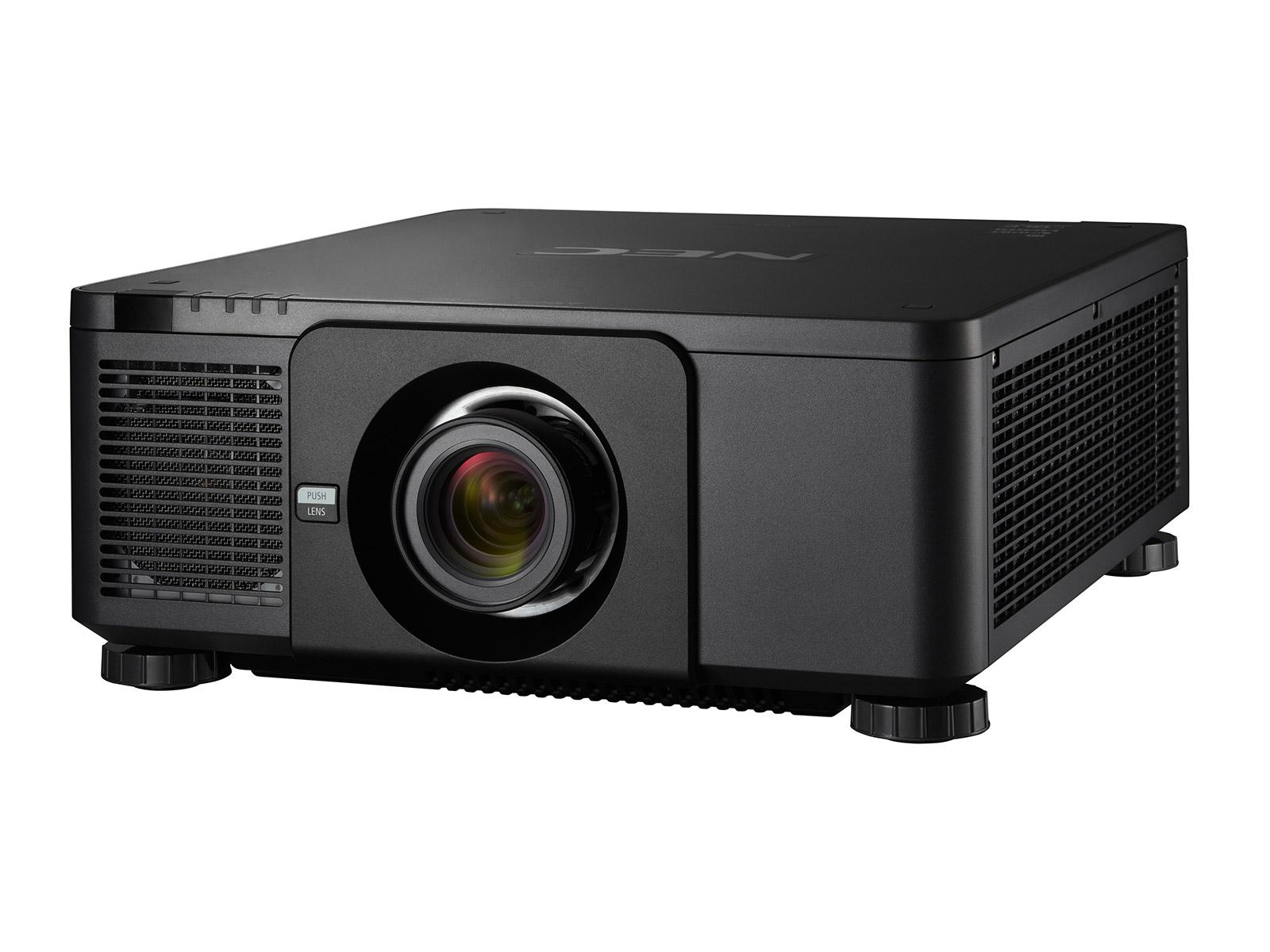 Videoproiector NEC PX803UL WUXGA Negru