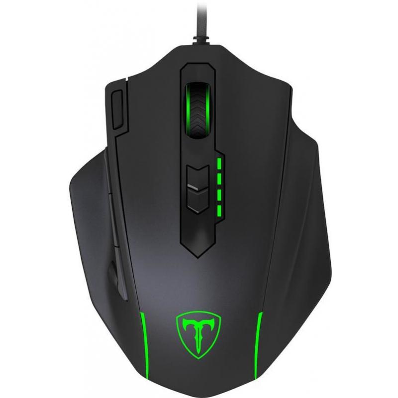 Mouse Gaming T-Dagger Major Black