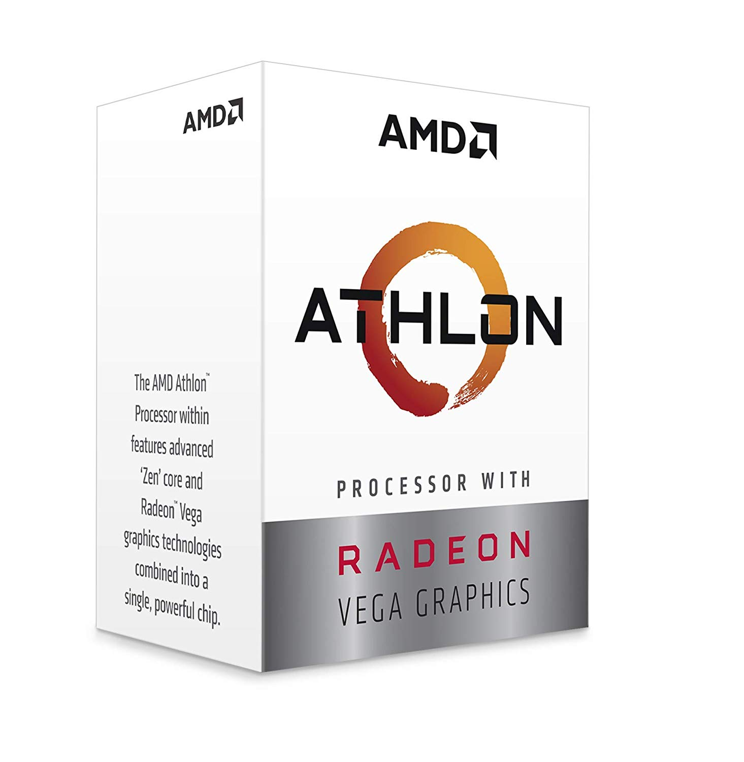 Procesor Amd Athlon 220ge 3.4 Ghz 4mb