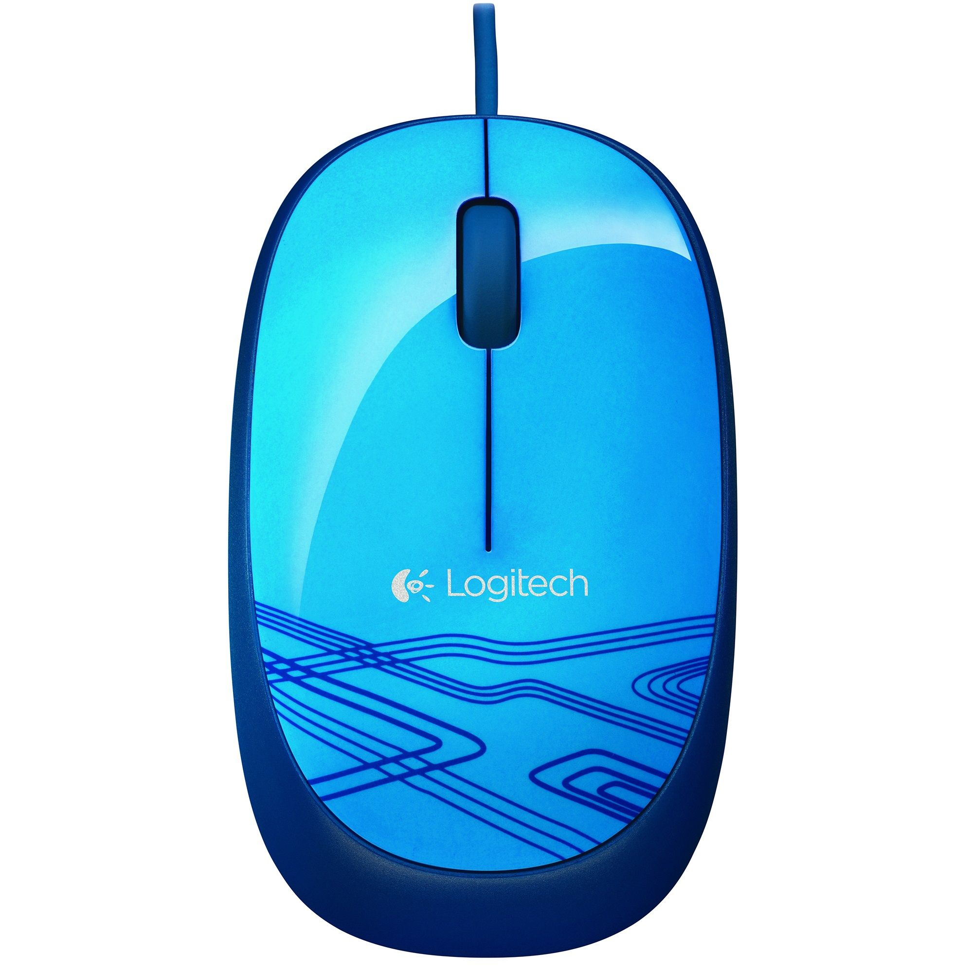 Mouse Logitech M105 Blue
