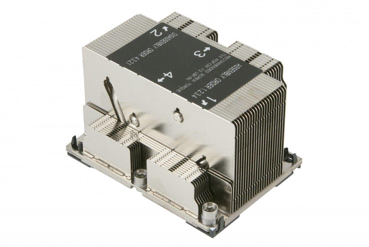 Cooler CPU Supermicro 2U Passive Side-Air-Channel LGA3647-0