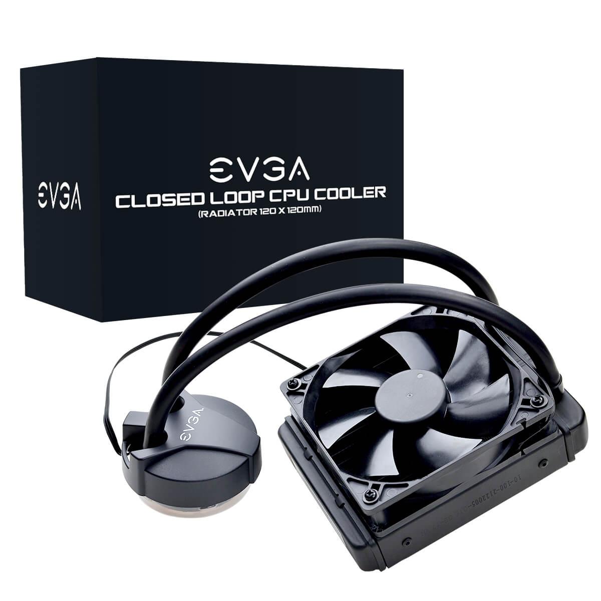 Cooler CPU EVGA CLC 120 CL11 LIQUID