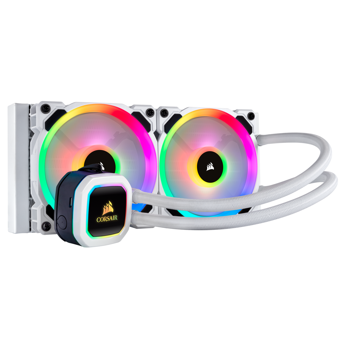 Cooler CPU Corsair Hydro Series H100i RGB PLATINUM SE 240mm Liquid