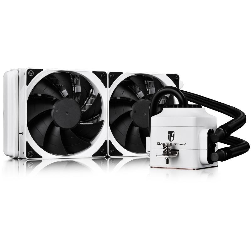 Cooler CPU Deepcool Captain 240 EX White
