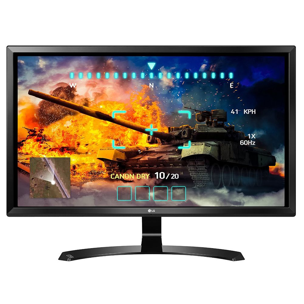 Monitor LED LG 27UD58P-B 27 4K Ultra HD 5ms Negru