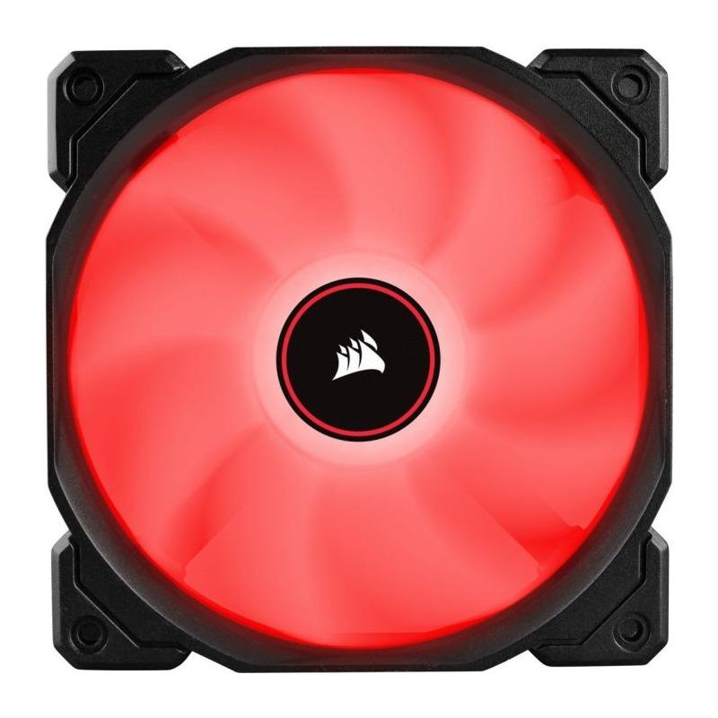 Ventilator Corsair Air Series AF120 LED Red (2018) 120mm Fan