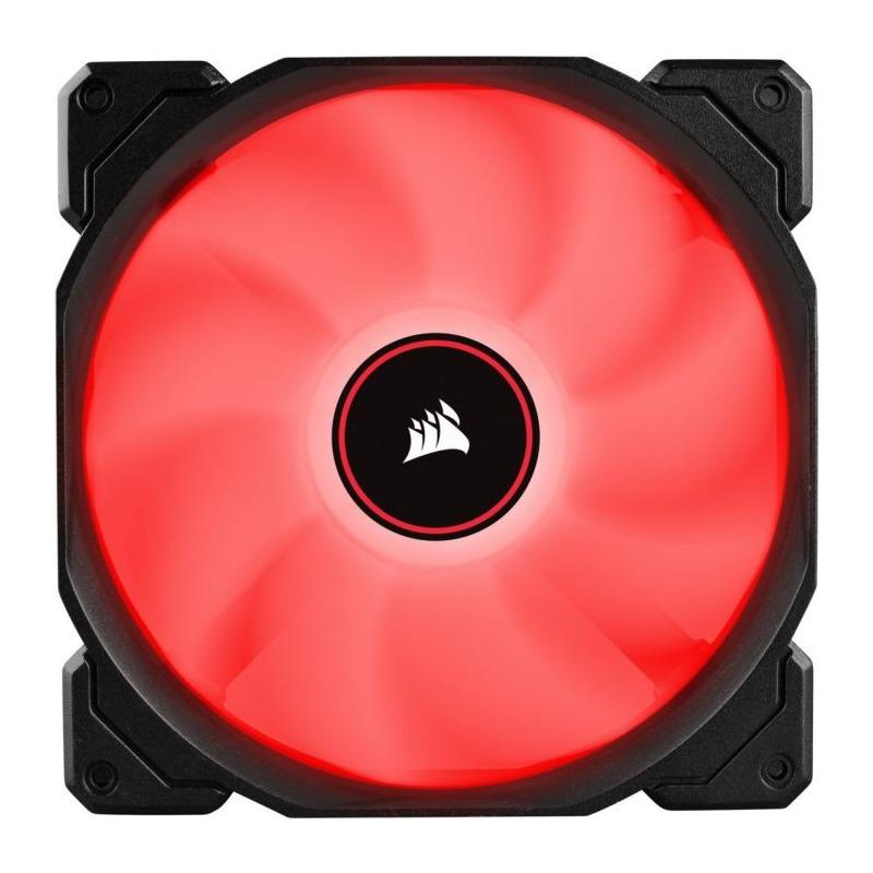 Ventilator Corsair Air Series AF140 LED Red (2018) 140mm Fan
