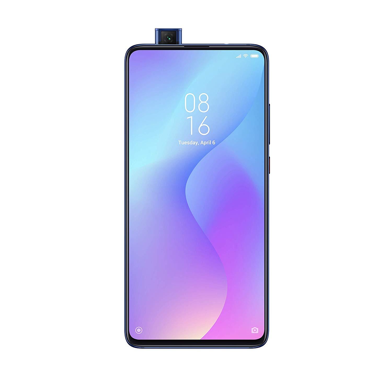 Telefon Mobil Xiaomi Mi 9T 64GB Flash 6GB RAM Dual SIM 4G Glacier Blue