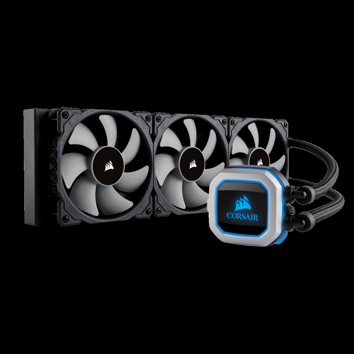 Cooler CPU Corsair Hydro Series H150i Pro RGB