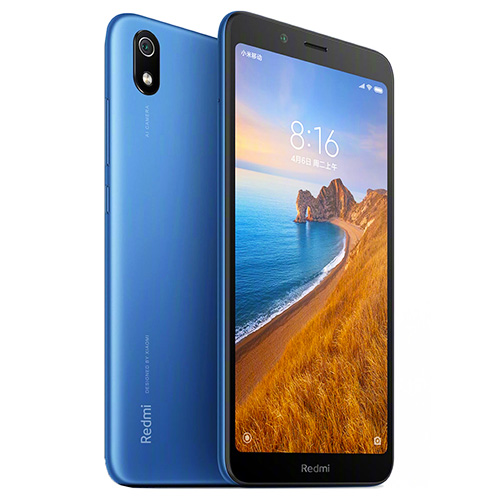 Telefon Mobil Xiaomi Redmi 7a 16GB Flash 2GB RAM Dual SIM 4G Blue