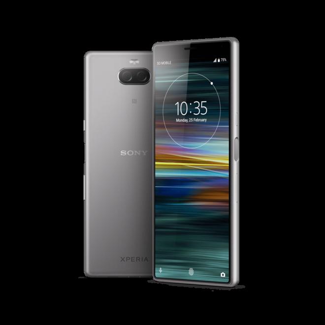 Telefon Mobil Sony Xperia 10 Plus L4213 64GB Flash 4GB RAM Dual SIM 4G Silver