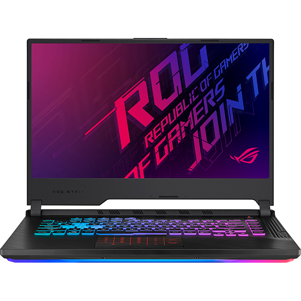 Notebook Asus ROG G531GU 15.6 Full HD Intel Core i7-9750H GTX 1660 Ti-6GB RAM 8GB SSD 512GB FreeDOS Negru