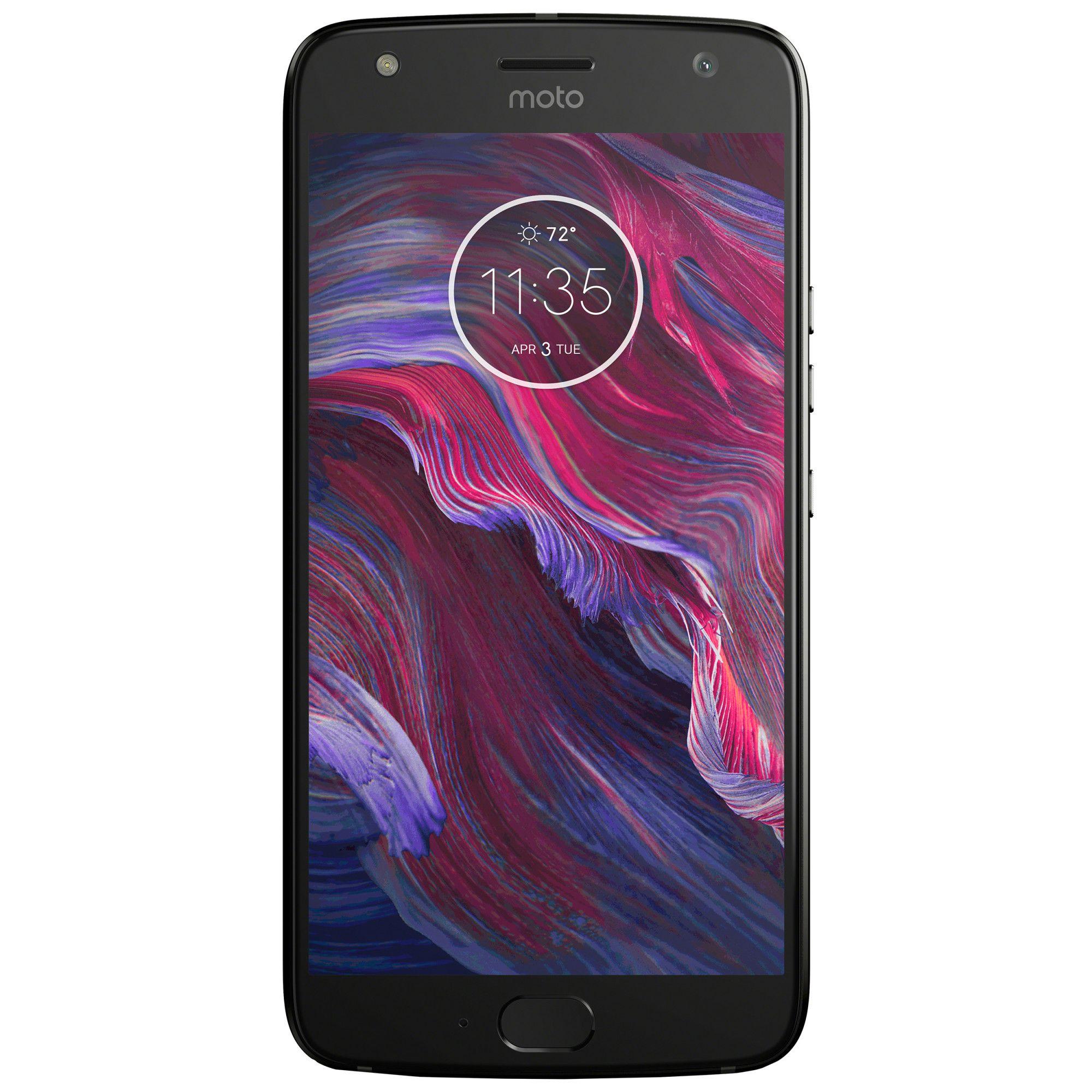 Telefon Mobil Motorola Moto X4 32GB Flash 3GB RAM Dual SIM Black