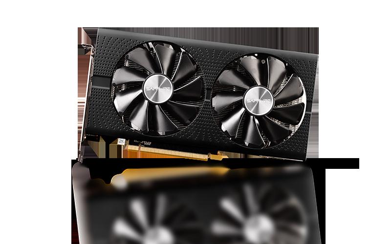 Placa Video Sapphire Radeon PULSE RX 570 8GB GDDR5 256 biti