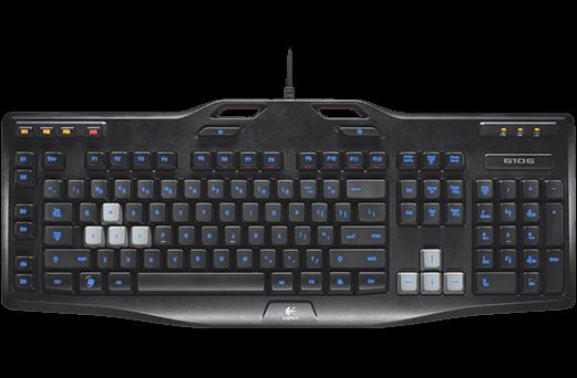 Tastatura Gaming Logitech G105 Layout EN