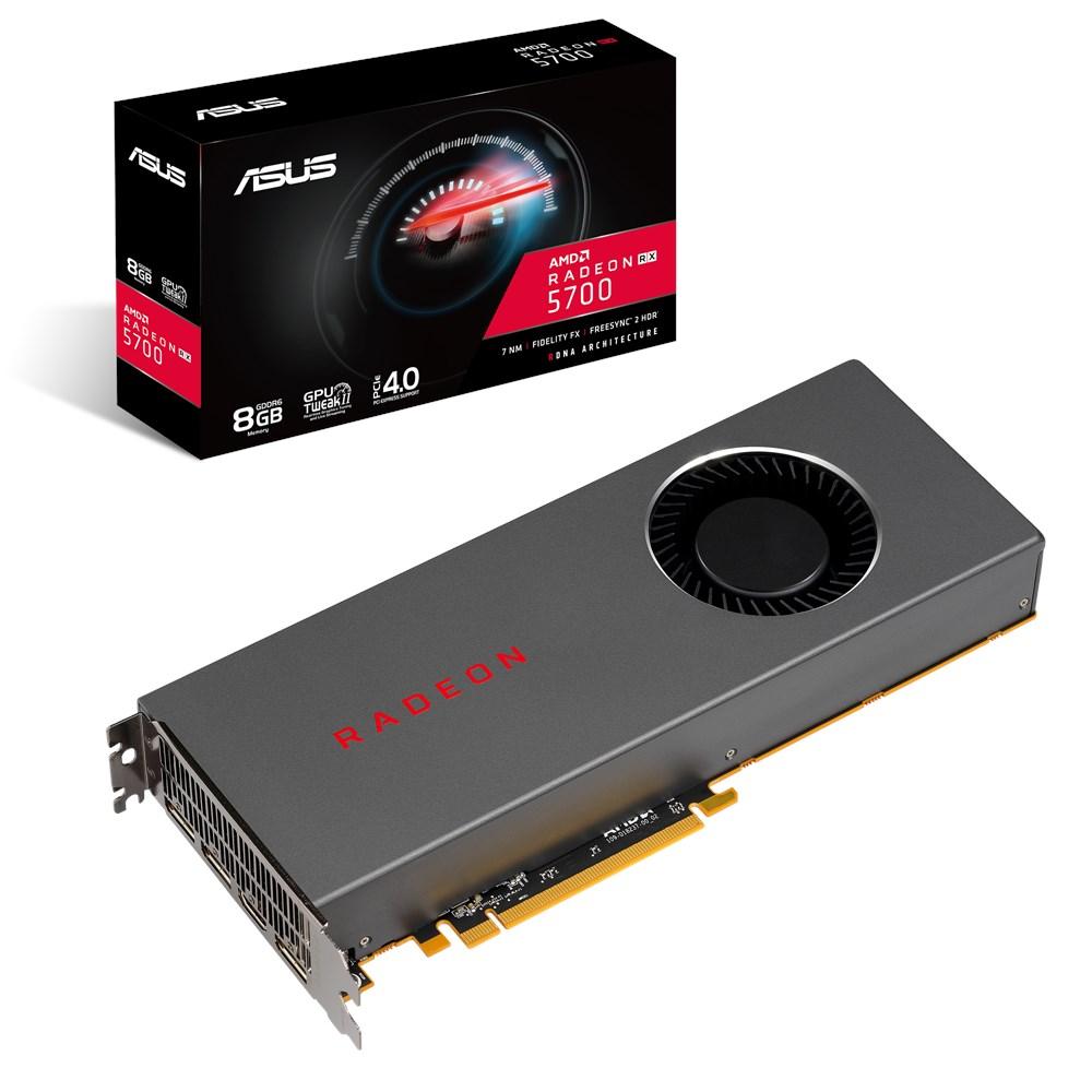 Placa Video Asus Radeon Rx 5700 8gb Gddr6 256 Biti